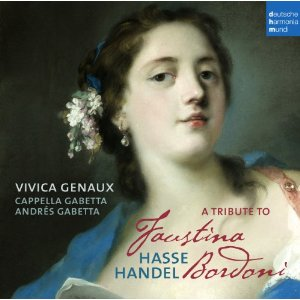 A Tribute to Bordoni - Vivica Genaux